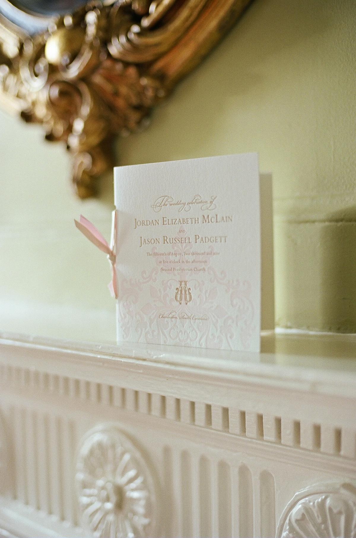 J&J's Wedding Day | Lettered Olive